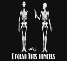 I found this humerus by tommy89