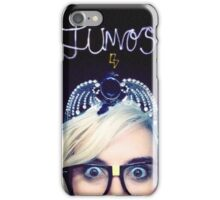 Tessa Netting Lumos iPhone Case/Skin