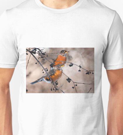 American Robins Unisex T-Shirt