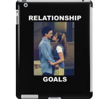 CORY & TOPANGA RELATIONSHIP GOALS iPad Case/Skin