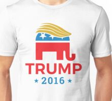 Donald Trump for President 2016 Elephant Unisex T-Shirt