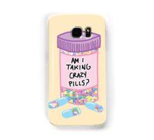 Crazy Pills Zoolander sprinkles weird pills tumblr meme print Samsung Galaxy Case/Skin