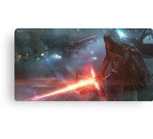 Kylo Ren Star Wars Canvas Print