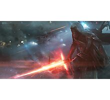 Kylo Ren Star Wars Photographic Print