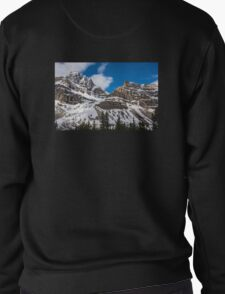June Sun on the Snow-Capped Canadian Rockies T-Shirt