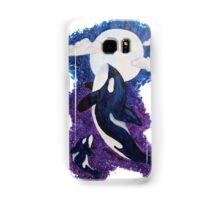 Orca Moon Samsung Galaxy Case/Skin