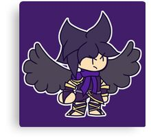Chibi Dark Pit Canvas Print