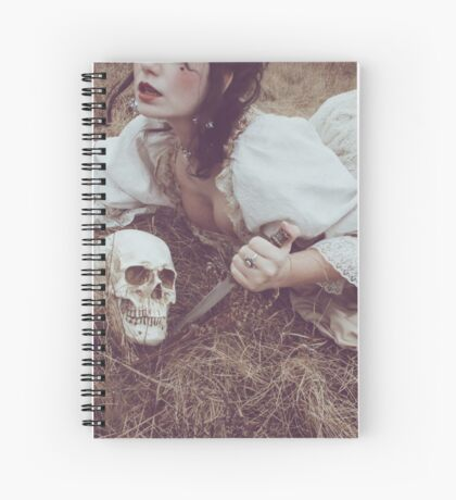 Where You Rest Spiral Notebook