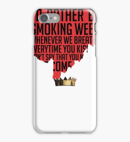 JAMES JOINT iPhone Case/Skin