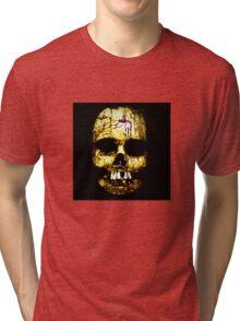 Head of a corpse Tri-blend T-Shirt