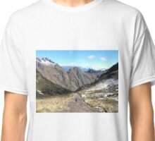 The Road Less Travelled Classic T-Shirt