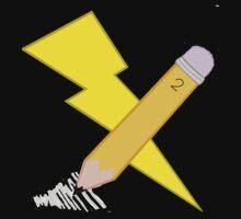 Thunder  Sketch's Cutie Mark! Kids Tee