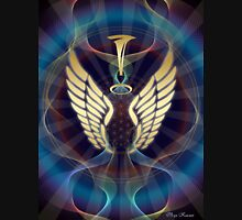 """Angelic Flower of Life"" - Sacred Geometry Unisex T-Shirt"