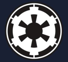Galactic Empire Kids Tee
