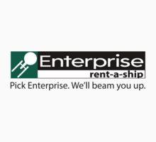 Enterprise Rent-A-Ship by Finalarbiter9