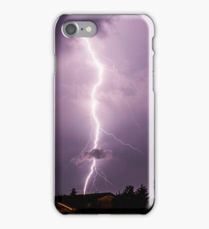 Power Strike  iPhone Case/Skin