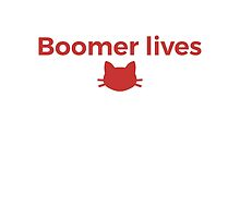 Boomer Lives! by iracer
