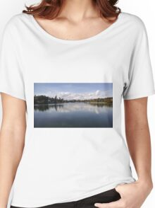 Gorgeous Lake Women's Relaxed Fit T-Shirt