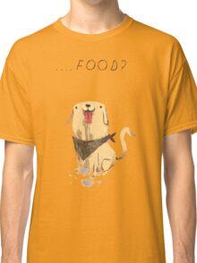 food? Classic T-Shirt