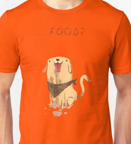 food? Unisex T-Shirt