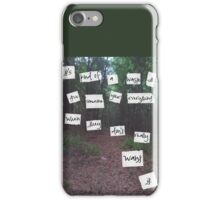 Give You My Everything iPhone Case/Skin