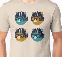 racer bear Unisex T-Shirt