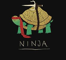 ninja - red Unisex T-Shirt