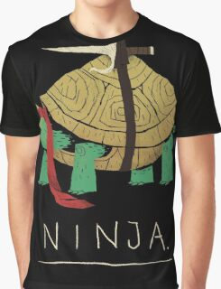 ninja - red Graphic T-Shirt
