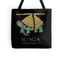 ninja - purple Tote Bag