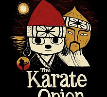 the karate onion by louros