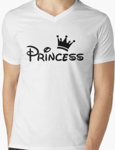 """My Princess (Matches with """"My Prince"""") Mens V-Neck T-Shirt"""