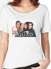 Seinfeld Squad Women's Relaxed Fit T-Shirt
