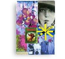 A collage  Canvas Print