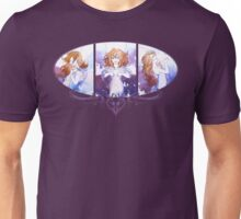 Faith, Hope, and Love Trio Unisex T-Shirt