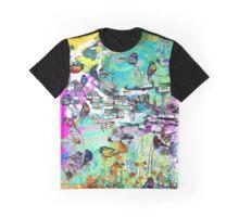 lykkelige gaten Graphic T-Shirt
