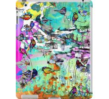 lykkelige gaten iPad Case/Skin