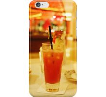 Singapore sling iPhone Case/Skin
