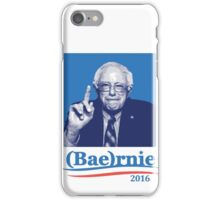 (Bae)rnie 2016 iPhone Case/Skin