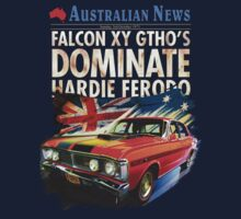 Ford Falcon XY GTHO Phase III (nostalgic) © One Piece - Long Sleeve