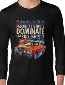 Ford Falcon XY GTHO Phase III (nostalgic) © Long Sleeve T-Shirt