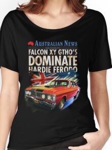 Ford Falcon XY GTHO Phase III (nostalgic) © Women's Relaxed Fit T-Shirt