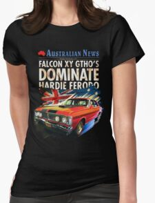 Ford Falcon XY GTHO Phase III (nostalgic) © Womens Fitted T-Shirt