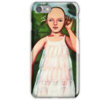 Listening - Hinterland iPhone Case/Skin