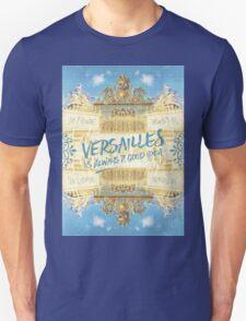 Versailles Is Always A Good Idea Golden Gate T-Shirt