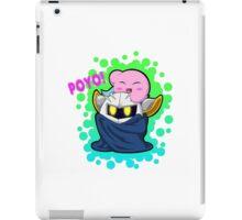 Kirby with Meta Knight iPad Case/Skin