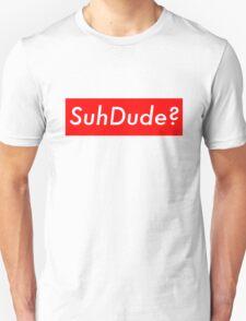 SuhDude Sticker (Preme x Getter) Unisex T-Shirt