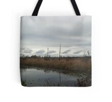 Cookie Cutter Clouds Tote Bag