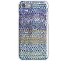 Blue Mermaid Scales iPhone Case/Skin