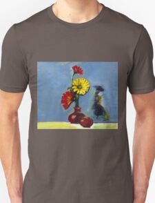 Flowers in Vase Unisex T-Shirt