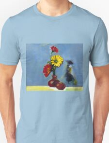 Flowers in Vase T-Shirt